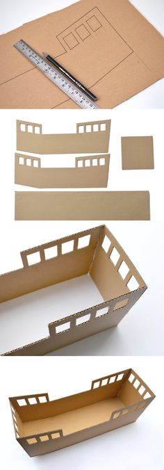 diy pirate ship for my preschool class cardboard box wrapping paper tube dollar store shower. Black Bedroom Furniture Sets. Home Design Ideas