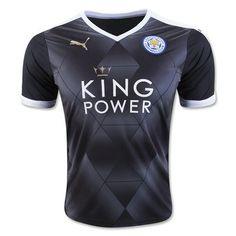Nueva Puma segunda equipacion del Leicester City 2015 2016