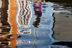 Venice Seen In Watery Reflections by Jessica Backhaus