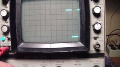 Oscilloscope repair, Part2