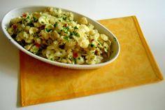 Pasta con il cavolfiore - Pasta with cauliflower