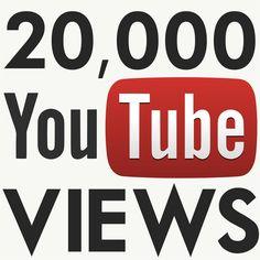 imacros: 20,000  High Retention youtube views for $5, on fiverr.com