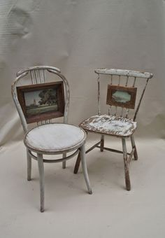 furniture: frame chairs