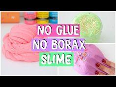 No Glue Lotion Slime! Testing No Glue Lotion Slime Recipes! Lotion Slime, Soap Slime, Slime Craft, Diy Slime, One Ingredient Slime, Fluffy Slime No Glue, Nim C, How To Make Glue, Cool Slime Recipes