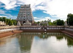 Thillai Nataraja temple is a Hindu temple dedicated to Lord Shiva and it is located in Chidambaram Tamil Nadu. The Chidambaram temple is considered to be one of the 5 holiest Shiva temples. The temple complex is spread over 50 acres of land.