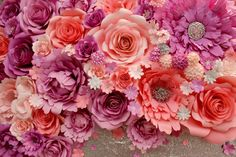 Backdrop Design, Diy Backdrop, Paper Flower Backdrop, Backdrop Stand, Birthday Party Decorations, Wedding Decorations, Large Paper Flowers, Backdrops For Parties, Crepe Paper
