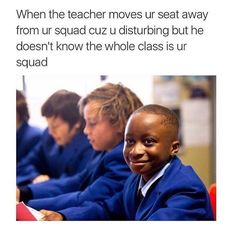 Me asf. When I was in French immersion I convinced the other kids in the class to eat napkins in protest because we could only get one cookie and one glass of juice. The next day any of the hungry kids who wanted two cookies could have them. I was a part of every student led walkout in high school always getting in trouble for talking to everyone and trying to make change. I was a nerd  but also a cheerleader. Before the age of 13 I knew people from #poland the #phillipines every #caribbean…