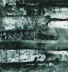 GRISAZUR: Acrílico sobre papel, 12,5 x 13cm.Nov. 10, 2017