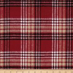 From Robert Kaufman, this medium  weight (6.4 ounces per square yard) yarn dyed flannel is brushed on both sides and perfect for button down shirts, dresses, skirts, blankets, and more. Colors include brown, tan, turquoise, and rust red.