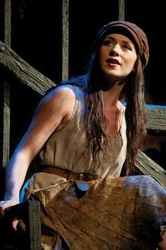 Danielle Hope| Over the rainbow winner| Currently playing the role of Eponine in Les Miserables