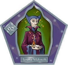 Ignatia Wildsmith--1227 - 1320  The witch who invented Floo powder.