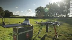 A British startup has designed a system that uses drones to plant trees by shooting biodegradable seedpods into the ground or scattering them in the air. Drones, Trees To Plant, Tree Planting, Nasa Engineer, Replant, Seed Pods, Science Education, Biodegradable Products, Videos