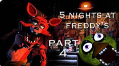 Scariest Game Ever -  5 Nights At Freddy's Video Part 4