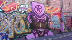 Brighton street-art / graffiti: Bootsy