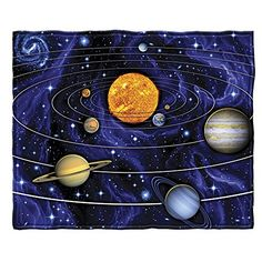 "Product review for Solar System Fleece Throw Blanket.  - Solar System Fleece Throw Blanket   	 		 			 				 					Famous Words of Inspiration...""Always do sober what you said you'd do drunk. That will teach you to keep your mouth shut.""					 				 				 					Ernest Hemingway 						— Click here for more from Ernest....  Continue reading at  https://www.bestselleroutlet.net/bedding/blankets-throws/throws/product-review-for-solar-system-fleece-throw-blanket/"