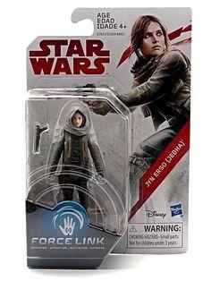 Star Wars The Last Jedi Action Figure Personaggio Jyn Erso