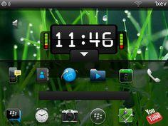 Blackberry Free Premium Themes SFXTC 9700 OS 6.0