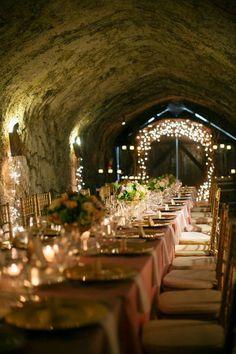 dream wedding in a wine cellar. Visit www.wineweddingitaly.com/en