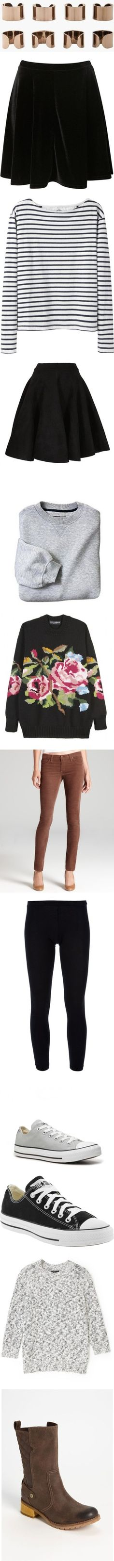"""""""the closet."""" by liquidbones on Polyvore  That """"needle point"""" sweater!!!!!"""