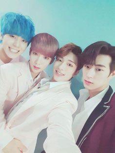 JJCC's Simba, SNUPER's Suhyun & Sebin & KNK's Seungjun