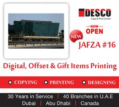 Printing press in mussafah at abu dhabi greeting card printing come and visit our new branch at jafza 16 dubai descoprinting reheart Image collections
