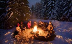 How 'hygge' can help you get through winter The vague cultural concept doesn't translate easily into English, but it has helped Denmark become the 'happiest country on Earth' despite long, dark winter Hygge Life, Winter Camping, Winter Road, Snow Camping, Winter Hiking, Camping Stuff, Family Camping, Camping Ideas, Dark Winter