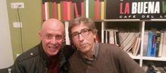 """Acudimos a la presentación del libro """"Blitz"""" de David Trueba http://acef.cef.es/dablitz-trueba.html"""