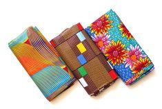 African Material Folded #afrillagemarket #africanfabrics #kente #kitenge