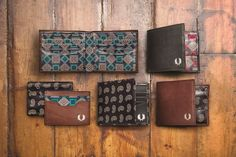 Fred Perry wallets**