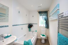 What colour scheme would you use in your dream bathroom? http://bit.ly/17H9fxF