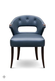Nanook Dining Chair http://brabbu.com/en/upholstery/journey-armchair.php: