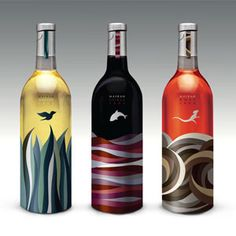 #wine #bottle #design