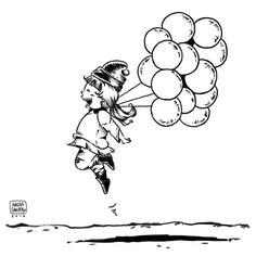 Up, Up, Up and Away! by chuunin7.deviantart.com on @DeviantArt
