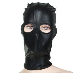 Intimate SM Headgear Mask
