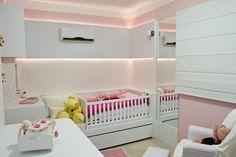 Construindo Minha Casa Clean: Quartos de Bebê Planejados: Veja as Dicas da Arquiteta!