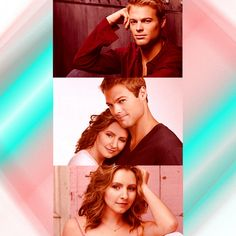 7th Heaven Lucy And Kevin | 7th heaven # lucy camden # kevin kinkirk # beverly mitchell