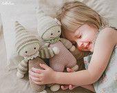 Muster - kuschelig-Baby - crochet Amigurumi Häkelanleitung, Muster, pdf