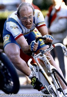 Laurent Fignon: Tour de France champion, race organizer, broadcaster | www.cyclingfans.com