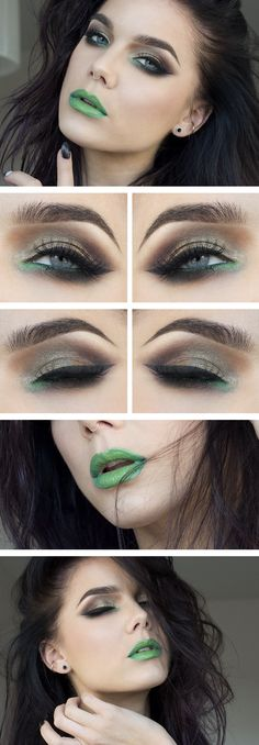Trendy Makeup Fall Looks For Brown Eyes Linda Hallberg Ideas Trendy Make-up Herbst sucht braune Augen Linda Hallberg Ideen Linda Hallberg, Makeup Blog, Lip Makeup, Makeup Tips, Beauty Makeup, Hair Beauty, Best Makeup Brushes, Best Makeup Products, Makeup Brands