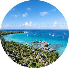 Hotel Kia Ora - Rangiroa Island, French Polynesia