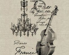 Antique French Musical