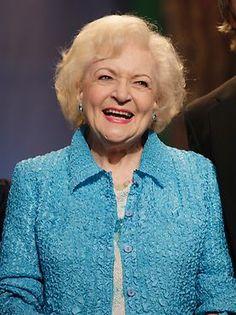 #Betty White