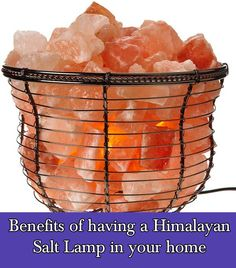 Benefits of having a Himalayan Salt Lamp in your home  Before you sit down to read this article on your laptop, tablet, or smartphone, just take a few moments to take a look around your surroundings and identify all the electrical devices that surround you. Maybe you can hear the constant buzzing of…