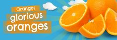 Oranges – Sweet and Healthy