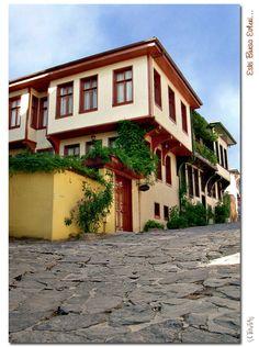 Eski Bursa Evleri