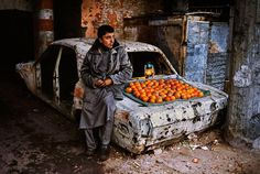 The 140 Images That Define Steve McCurry's Afghanistan - Monster Children