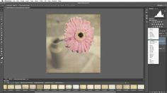 Kim Klassen dot Com - Texture Application Tutorial in Photoshop CC on Vimeo