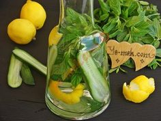 Ödem Attıran Detoks Suyu Fresh Rolls, Celery, Pickles, Cucumber, Zucchini, Detox, Clean Eating, Fruit, Vegetables