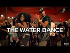 Chris Porter ft Pitbull - The Water Dance | Choreography by @_TriciaMiranda - Filmed by @TimMilgram - YouTube