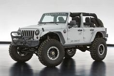 Official: Jeep reveals annual Moab Easter Jeep Safari concepts [UPDATE] - TechCat